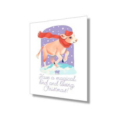Felicitare Have a magical, kind and loving Christmas!