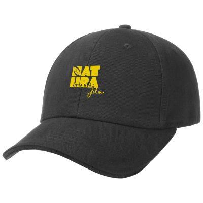 Şapcă unisex Natura Umană neagră
